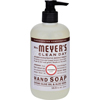 soaps and hand sanitizers: Mrs. Meyer's - Liquid Hand Soap - Lavender - 12.5 oz