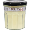 Mrs. Meyer's Soy Candle - Lavender - 7.2 oz Candle HGR 1211119