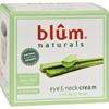 Blum Naturals Eye and Neck Cream - 1.69 oz HGR 1216993