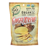 Go Organic Hard Candy - Ginger Xtreme - 3.5 oz.. - Case of 6 HGR 1218577