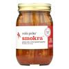 Rick's Picks Okra - Smokra - Case of 6 - 15 oz. HGR 1230549