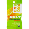 Probar Bolt Energy Chews - Organic Orange - 2.1 oz - Case of 12 HGR 1232198
