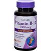 Vitamins & OTC Meds: Natrol - Fast Dissolving Vitamin B12 - 5000 mcg - 100 tabs