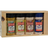 Real Salt Seasoning Gift Set - 4 Piece Set HGR 1234244