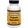Healthy Origins Organic Spirulina - 500 mg - 360 Ct HGR 1234673