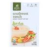 Simply Organic Dip Mix - Organic - Greek Yogurt - Southwest Ranch - 1 oz.. - case of 12 HGR 1234681