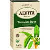 Organic Herbal Tumeric Tea - 24 Bags