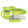 Thinkbaby Feeding Set - BPA Free - Green HGR 1236850
