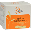 Earth Science Apricot Night Cream - 1.65 oz HGR 1247733