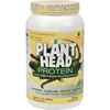 Nutritionals Supplements Protein Supplements: Genceutic Naturals - Plant Head Protein - Vanilla - 1.65 lb