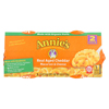 Real Aged Cheddar Macaroni and Cheese Microcaps - Case of 6 - 4.02 oz..