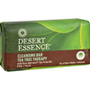 Desert Essence Bar Soap - Tea Tree Therapy - 5 oz HGR 1257906