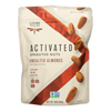 Living Intentions Almonds - Sprouted - Unsalted - 16 oz.. - case of 4 HGR 1260710