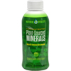 Natural Vitality Plant Sourced Minerals - Liquid Concentrate - 16 fl oz HGR 1261742