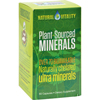 Natural Vitality Plant Sourced Minerals - 60 Vegan Capsules HGR 1261759