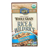 Lundberg Family Farms Organic Whole Grain Original Wild Rice - Case of 6 - 6 oz. HGR 1262831