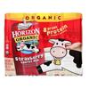 Low-fat Milk - Strawberry - Case of 3 - 8 Fl oz..