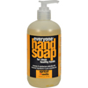 soaps and hand sanitizers: EO Products - Everyone Hand Soap - Apricot and Vanilla - 12.75 oz