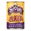 Black Eye Peas - Seasoned - 15 oz.