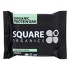 Squarebar Organic Protein Bar - Cocoa Crunch - 1.7 oz.. - Case of 12 HGR 1273457