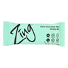 Zing Bars Nutrition Bar - Dark Chocolate Sunflower Mint - Nut Free - 1.76 oz.. Bars - Case of 12 HGR 1273713
