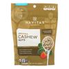 Cashew Nuts - Organic - Whole - 8 oz.. - case of 12