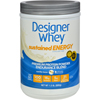 Nutritionals Supplements Protein Supplements: Designer Whey - Protein Powder - Sustained Energy - Vanilla Bean - 1.5 lb