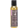 Soothing Touch Bath Body and Massage Oil - Organic - Ayurveda - Lavender - Calming - 4 oz HGR 1277367