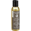 Soothing Touch Bath Body and Massage Oil - Organic - Ayurveda - Nut Free Lite - Unscented - 4 oz HGR 1277391