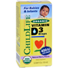 Child Life Childlife Organic Vitamin D3 Drops For Babies and Infants - Natural Berry Flavor - .338 oz HGR 1278431