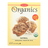 European Gourmet Bakery Organic Oatmeal Muffin Mix - Oatmeal - Case of 12 - 16 oz.. HGR 1281104