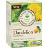Tea - Organc - Hrbl - Dndln Leaf Rt - 16 ct - 1 Case