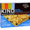Kind Granola - Healthy Grains - Vanilla Blueberry - 1.2 oz - 5 Count - Case of 8 HGR 1283266