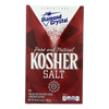 Diamond Crystal Kosher Salt Box - Case of 12 - 3 lbs. HGR 1315738