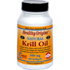 Healthy Origins Krill Oil - 500 mg - 60 Softgels HGR 1352368