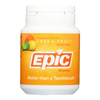 Epic Dental Xylitol Gum - Fresh Fruit - 50 Pieces HGR 1393867