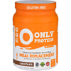 Only Protein Meal Replacement - Whey - Chocolate - 1.25 lb HGR 1406065