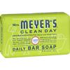 Mrs. Meyer's Bar Soap - Lemon Verbena - 5.3 oz - Case of 12 HGR 1417815