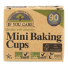 If You Care Baking Cups - Mini Cup - Case of 24 - 90 Count HGR 1434497