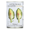 Roland Products Artichoke Hearts - Quartered - Case of 12 - 13.75Z HGR 1446327
