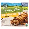 Cascadian Farm Granola Bar - Organic - Protein - Honey Roasted Nut - 8.85 oz.. - case of 12 HGR 1499912