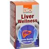 Bio Nutrition Liver Wellness - 60 Vegetarian Capsules HGR 1500966