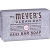 Clean and Green: Mrs. Meyer's - Bar Soap - Lavender - 5.3 oz