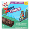 Clif Kid Zbar Organic Kid Zbar Protein - Chocolate Mint - Case of 6 - 1.27 oz.. HGR 1511708