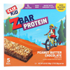 Clif Kid Zbar Organic Kid Zbar Protein - Peanut Butter Chocolate - Case of 6 - 1.27 oz.. HGR 1511724