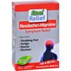 Homeolab USA Headache and Migrane Symptom Relief - 90 Tablets HGR 1511740