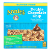 Annie's Homegrown Gluten Free Granola Bars Double Chocolate Chip - Case of 12 - 4.9 oz.. HGR 1512169