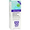 hgr: Derma E - Sunscreen - Facial Antioxidant - 2 oz