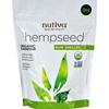 Nutiva Hempseed - Organic - Shelled - 12 oz HGR1514538