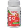 Deva Vegan Vitamins Sublingual B12 - 2500 mcg - 90 Tablets HGR 1516541